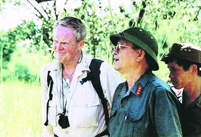 Lính Mỹ đã tôn trọng bộ đội Việt Nam như thế nào 17072013