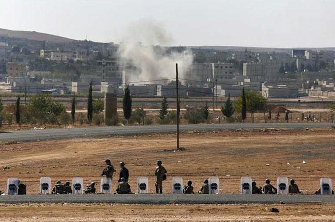 Tình hình Syria cập nhật 20141010