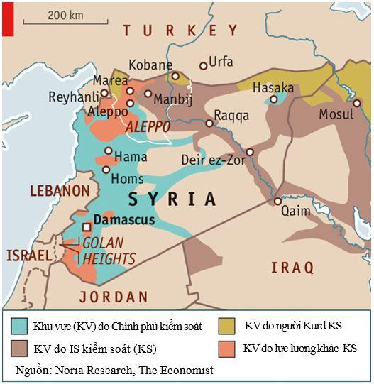 Tình hình Syria cập nhật 412