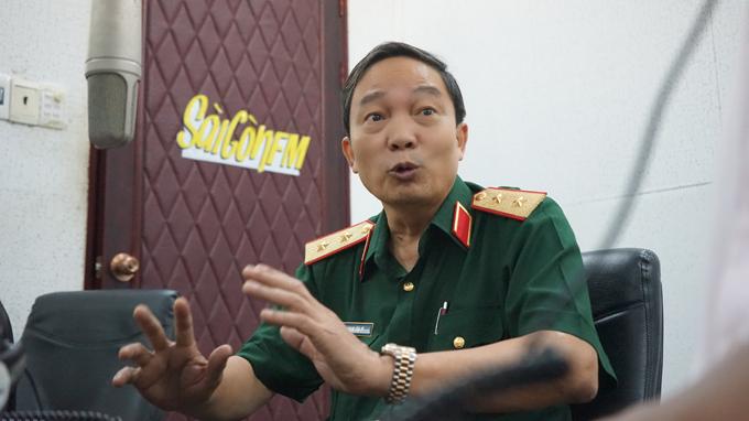 Tướng Phạm Văn Dỹ: 6 lần Trung Quốc ra đòn với Việt Nam 71229710