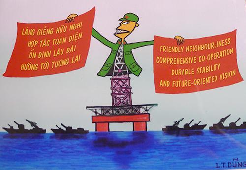 Nhận dạng một số chiến lược, chiến thuật của Trung Quốc hòng độc chiếm biển Đông 71593810