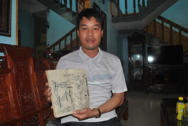 Những tấm bản đồ chứng minh Hoàng Sa, Trường Sa thuộc về Việt Nam A10