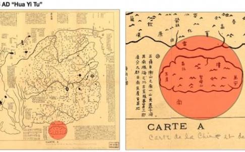 Những tấm bản đồ chứng minh Hoàng Sa, Trường Sa thuộc về Việt Nam C-map110