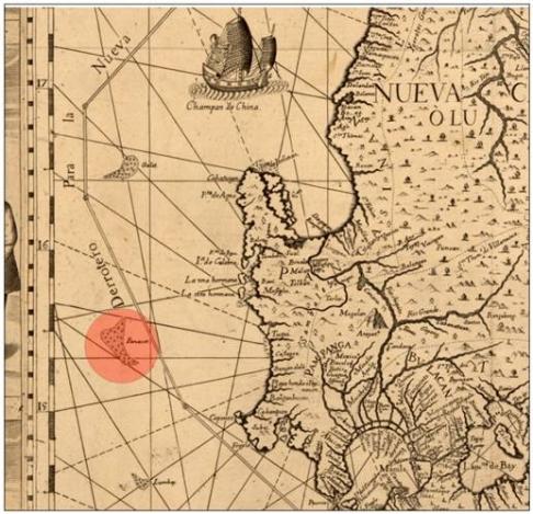 Những tấm bản đồ chứng minh Hoàng Sa, Trường Sa thuộc về Việt Nam C-map410