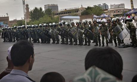 Trung Quốc bất an Chief-10