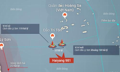 Tại sao giàn khoan Hải Dương 981 phải di chuyển? Clip_i10
