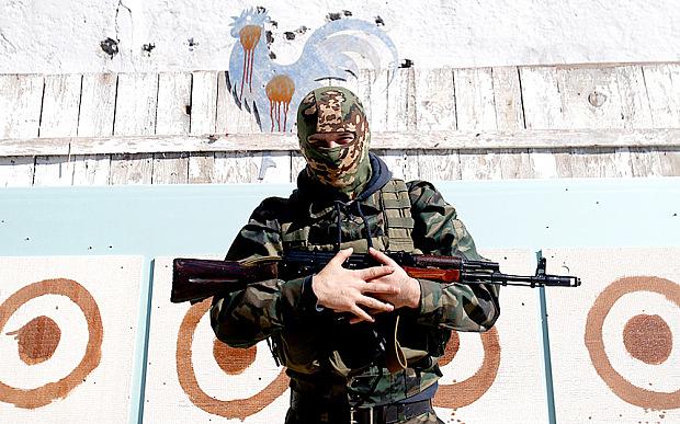 Tình hình Ukraine cập nhật Donets13