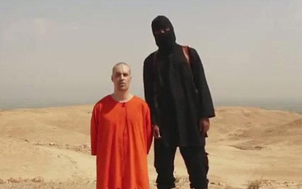 """IS: """"Nhà nước Hồi giáo"""" tự xưng - Page 3 Foley-10"""