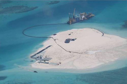 Nhận dạng một số chiến lược, chiến thuật của Trung Quốc hòng độc chiếm biển Đông Gacma10