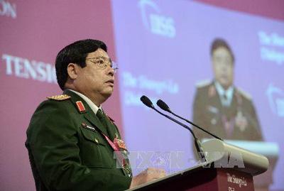 Phát biểu của Bộ trưởng Quốc phòng Phùng Quang Thanh tại Đối thoại Shangri-La lần thứ 13 Image010