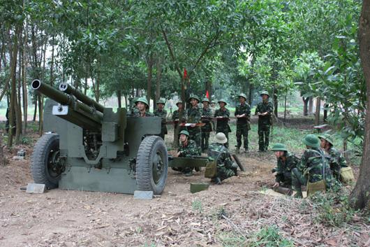 Quân đội nhân dân Việt Nam - Lực lượng nòng cốt trong xây dựng nền quốc phòng toàn dân Image032