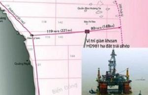 Cảnh giác với việc Trung Quốc mở rộng xâm lấn Biển Đông Imagev10