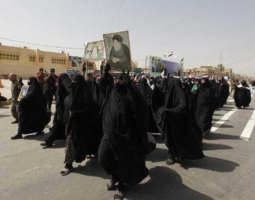 Tình hình Iraq Isild810