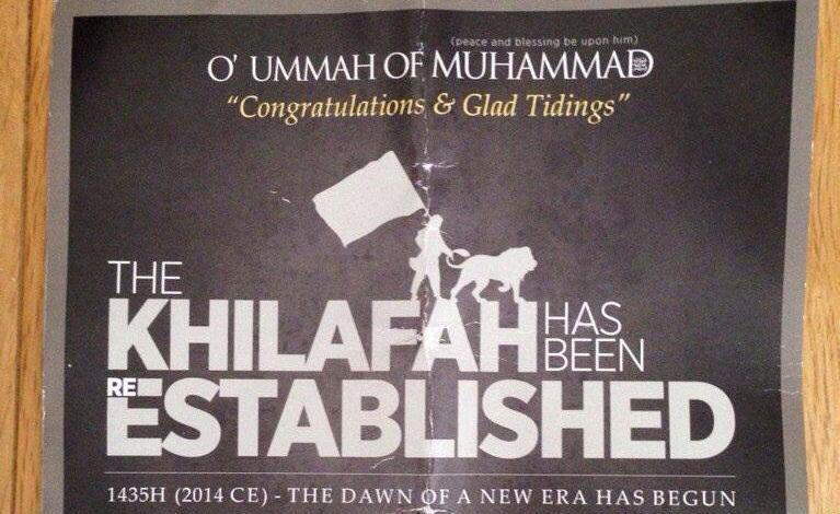 """IS: """"Nhà nước Hồi giáo"""" tự xưng Isis-l10"""