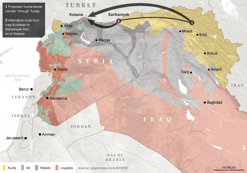 Tình hình Syria cập nhật Kurdis10