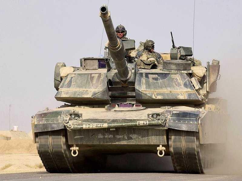 Tình hình Ukraine cập nhật M1a1-a10