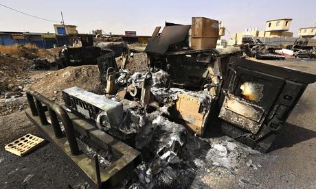 Tình hình Iraq Mosul-10
