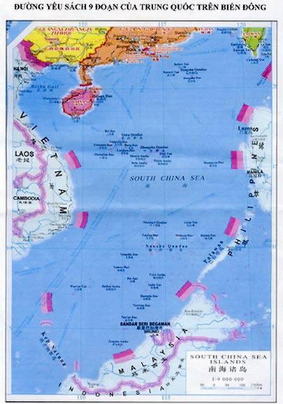 Nhận dạng một số chiến lược, chiến thuật của Trung Quốc hòng độc chiếm biển Đông South-10