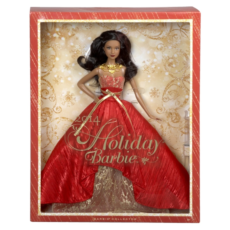Barbie Holiday 2014 Pmat1-14