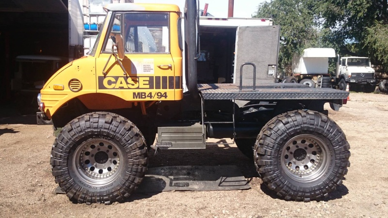 Modèles uniques, Tuning (gros échappement, rampe de phares, roues, ...) Case210