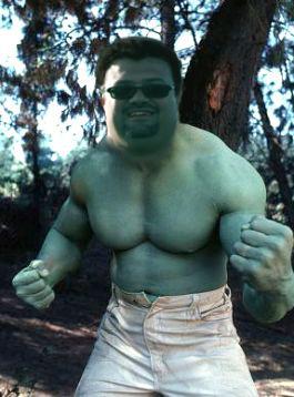 [Recherche] CV 2 lignes débutant Hulk110