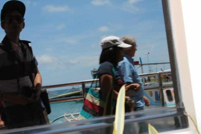 Alex's trip to boracay Boat10