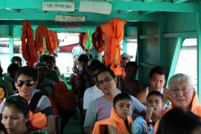 Alex's trip to boracay Boat110