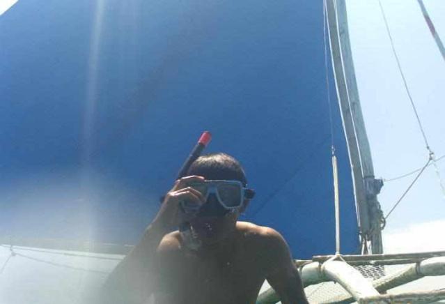 Alex's trip to boracay Snork10