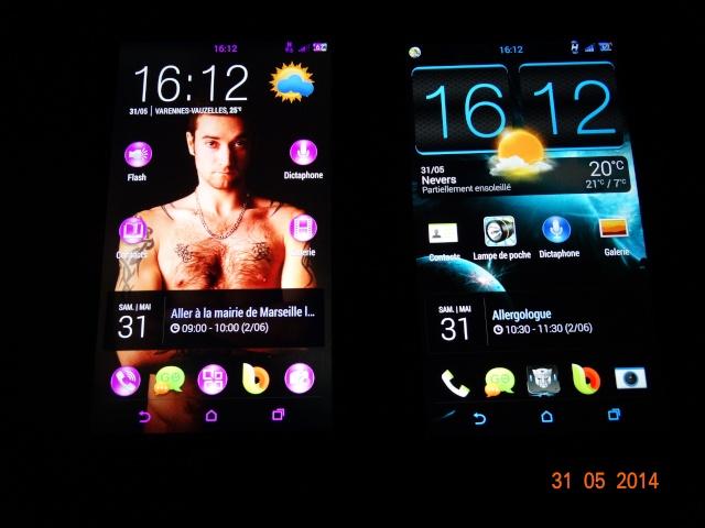 [PARTAGE] Retours, impressions... Vos avis sur le HTC ONE M8 Dsc00412