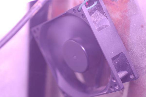ventilation des mini-serres Ventil10