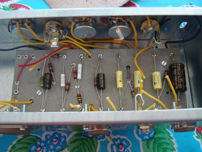 Construction d'une '63 Fender Standalone Reverb' Unit Dsc06022