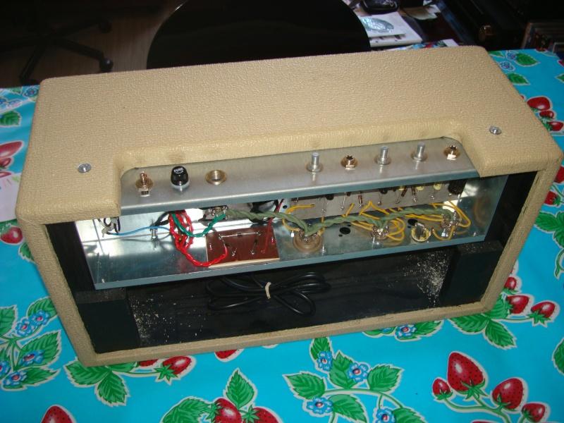 Construction d'une '63 Fender Standalone Reverb' Unit - Page 3 Dsc06115