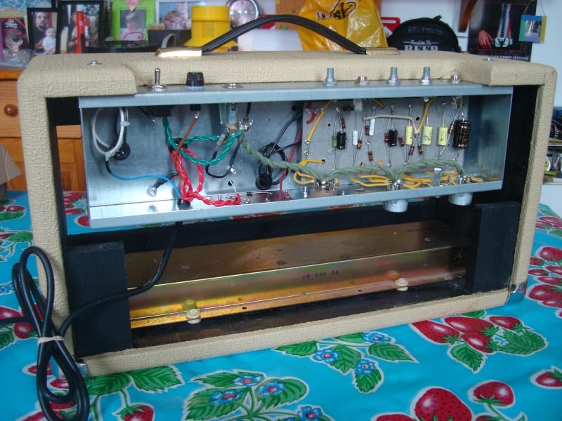 Construction d'une '63 Fender Standalone Reverb' Unit - Page 3 Dsc06116