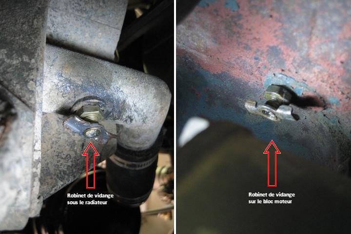 Démontage ou remplacement pompe à eau Pompe_10