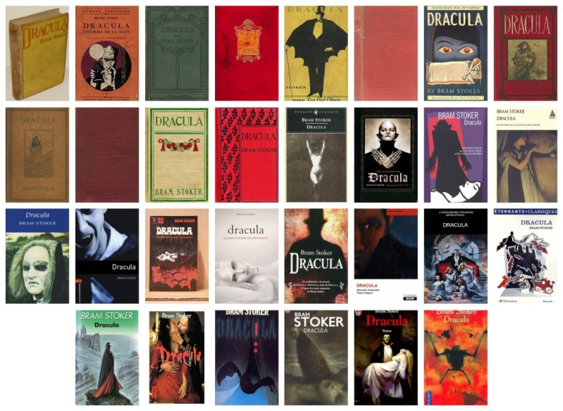 (Vampires) Bram Stoker / Dracula 42cd1911