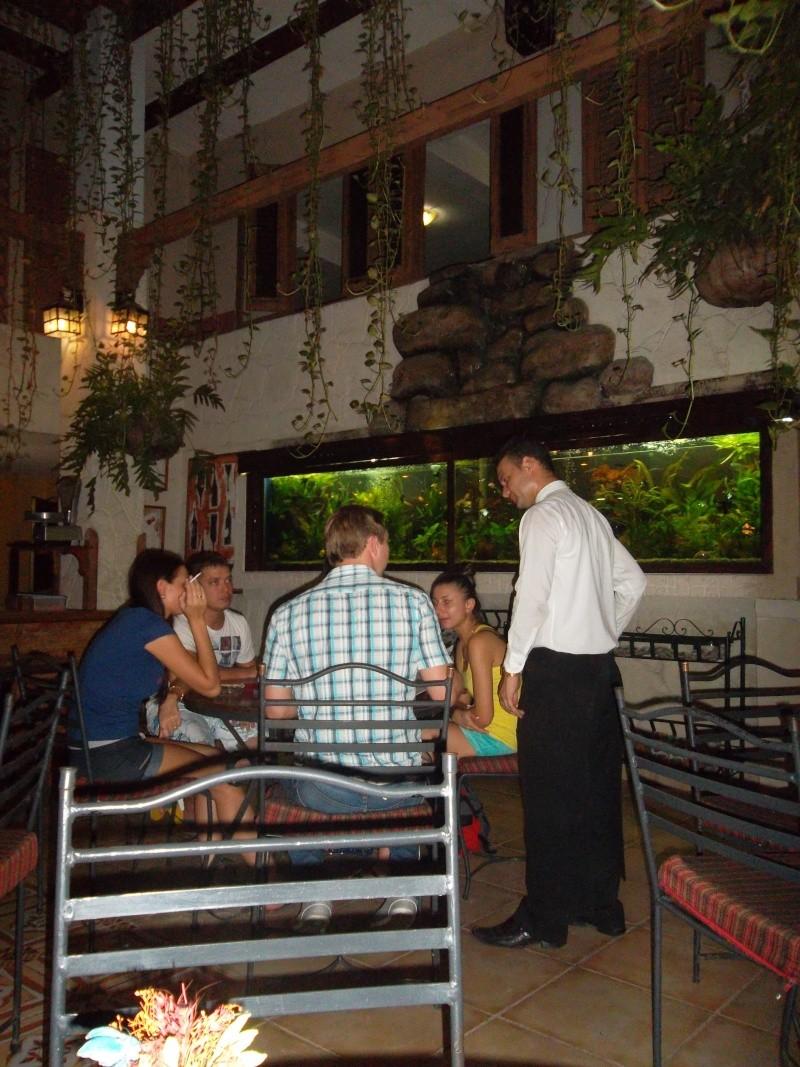 Restaurante de la Sociedad Asturiana:  Castropol Sam_0320