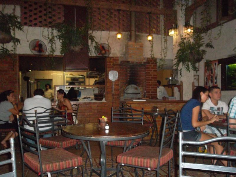 Restaurante de la Sociedad Asturiana:  Castropol Sam_0321