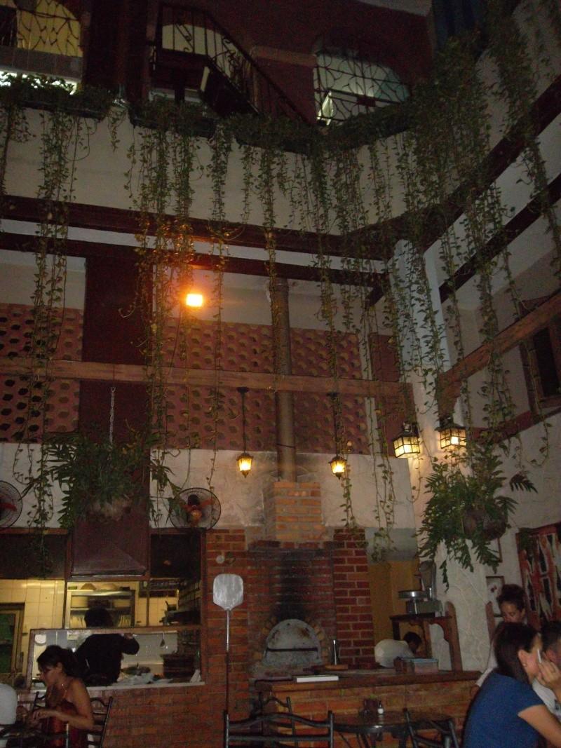 Restaurante de la Sociedad Asturiana:  Castropol Sam_0322