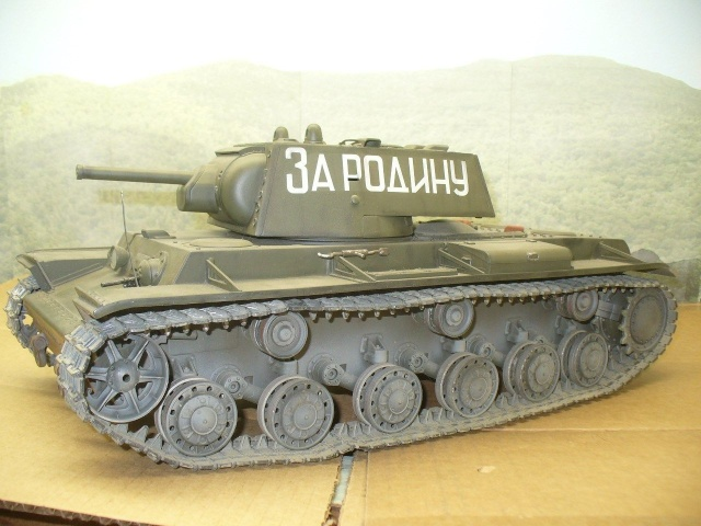 TANKS for sale Kv1-210