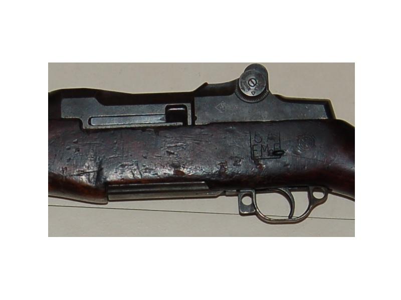 Le Fusil M-1 Garand - Page 2 Poinao10