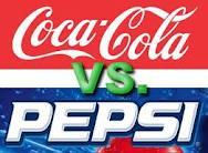 Coke V.S. Pepsi... Who will win? Lickin11