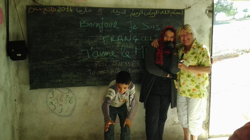 Nov 2014 iCH sa première école dans le désert PHOTOS... 20140358