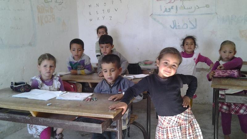 Nov 2014 iCH sa première école dans le désert PHOTOS... 20140359