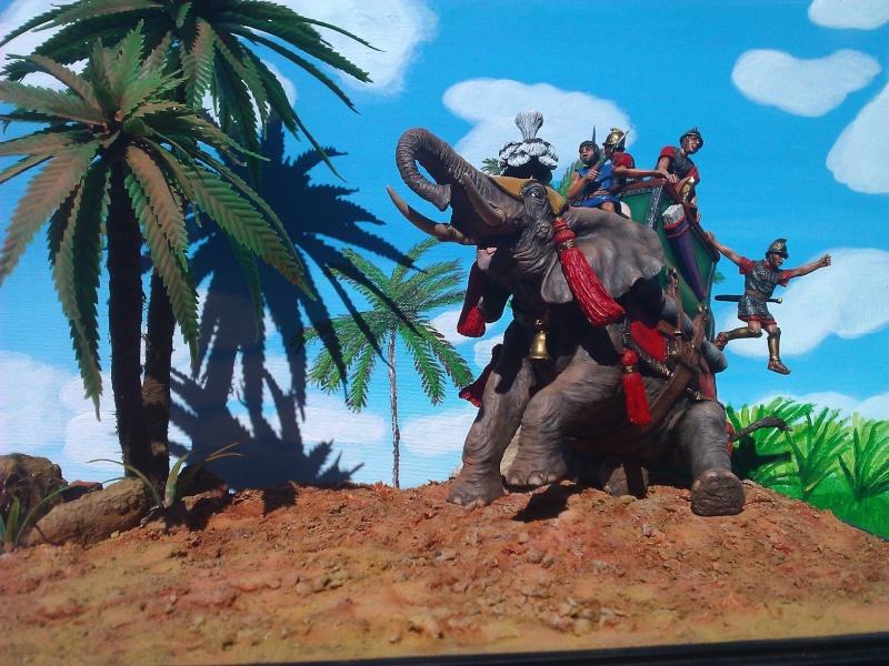 Elephant de Guerre carthaginois. - Page 2 Wp_00115