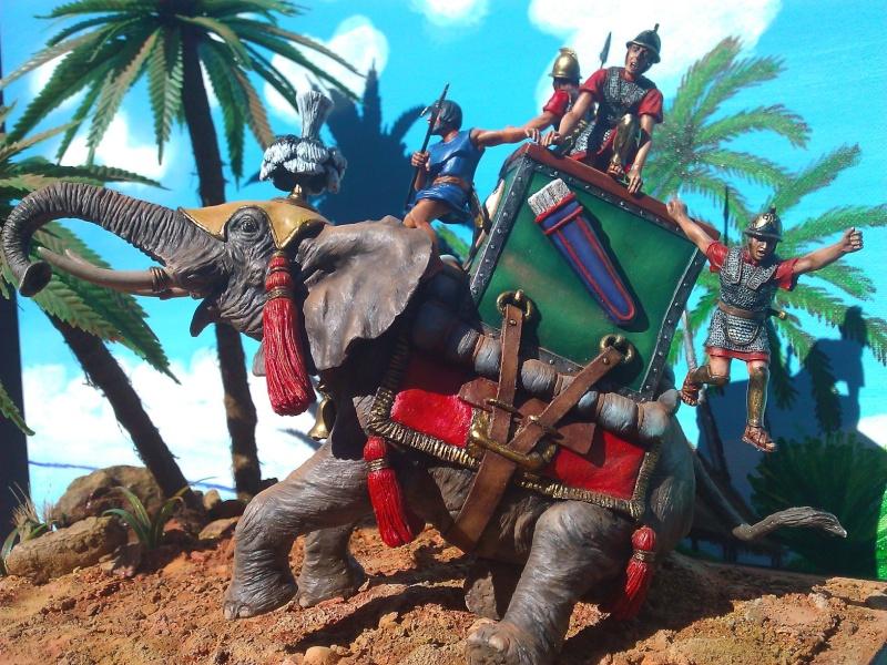 Elephant de Guerre carthaginois. - Page 2 Wp_00118