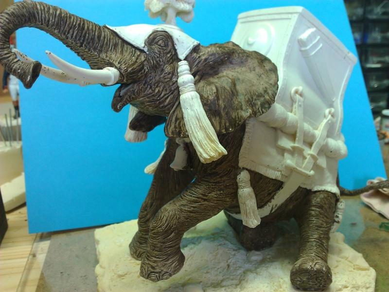 Elephant de Guerre carthaginois. Wp_00234