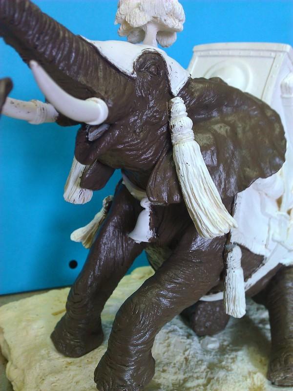 Elephant de Guerre carthaginois. Wp_00239