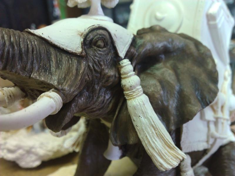 Elephant de Guerre carthaginois. Wp_00240