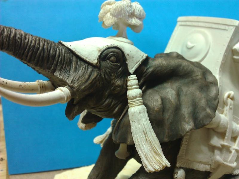 Elephant de Guerre carthaginois. Wp_00241