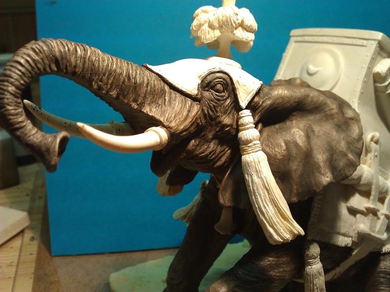 Elephant de Guerre carthaginois. Wp_00243
